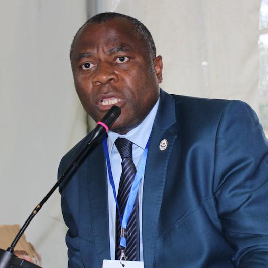 James Mouangue Kobila